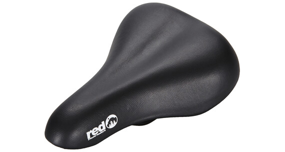 Red Cycling Products Kids Saddle Saddle Children black
